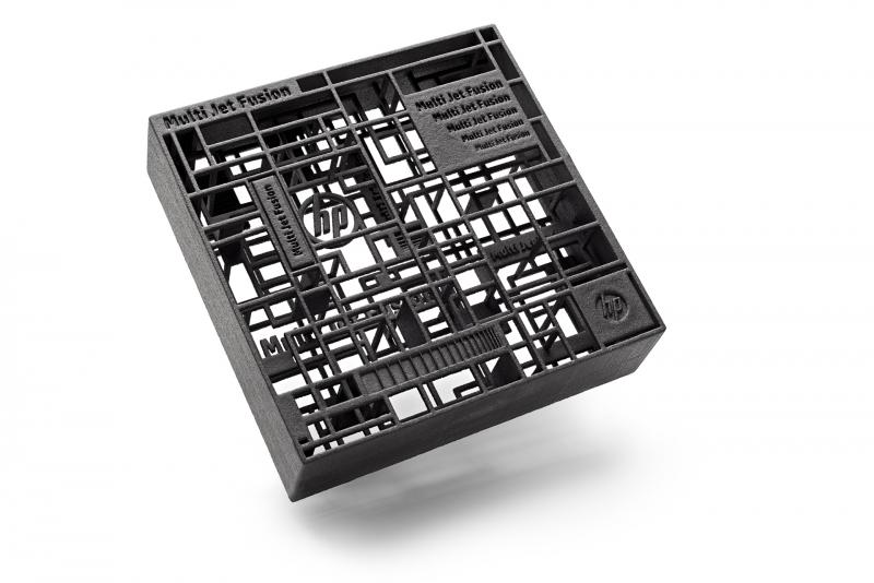 Multijet Fusion (MJF) ile Selective Laser Sintering (SLS)