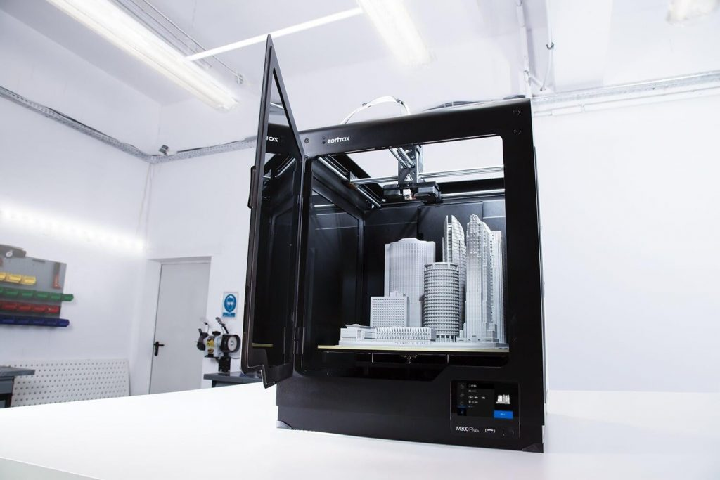 3D Printing FDM-Technology