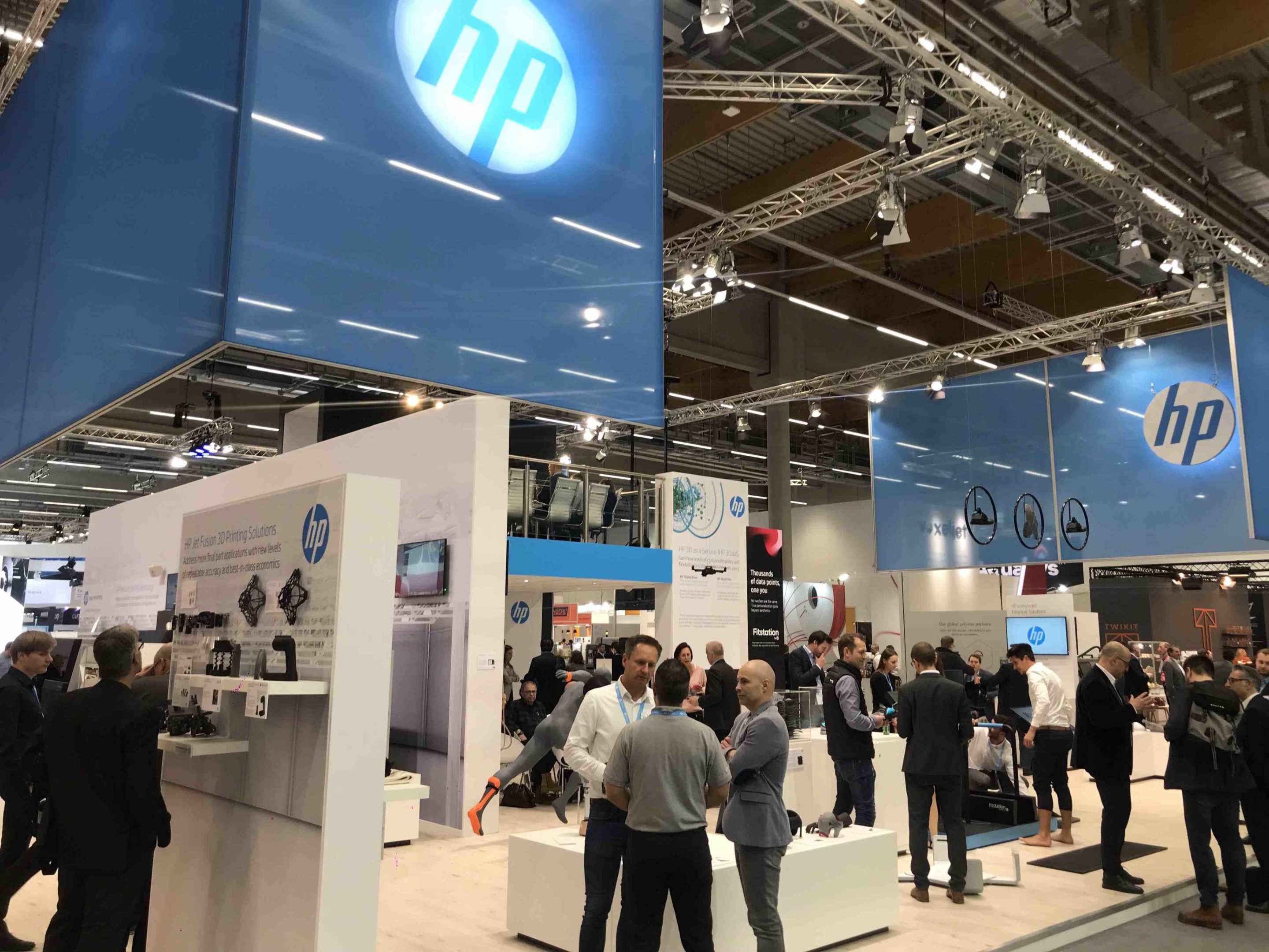 Formnext HP Booth Full