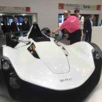 FormNext in Frankfurt 2019: 3D printed car - parts of it. PLG Global represents Carbon 3D printers.