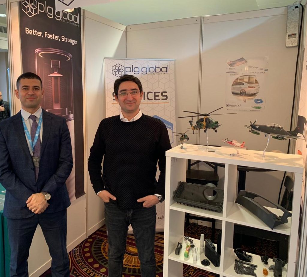 PLG Global at the Manufacturing and Supply Chain Conference