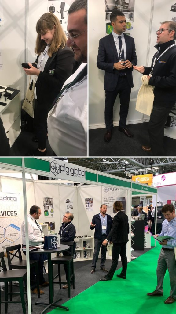 TCT Show in Birmingham. Product Development, Rapid Prototyping and low volume manufacturing.