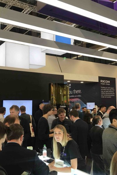 Formnext Carbon booth